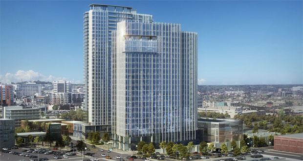 Propst Development Plans Luxury Hotel at Broadwest in Nashville