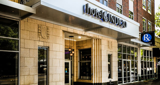 Marshall Hotels & Resorts Opens Hotel Indigo Birmingham in Five Points South Area