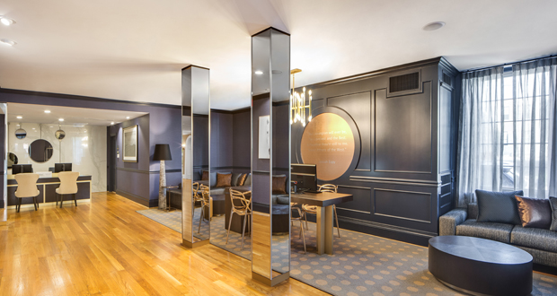 The Sire Hotel in Lexington, Ky