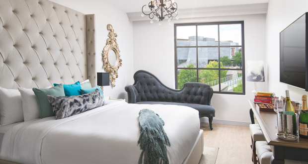 The Edwin Opens as the First Luxury Boutique Hotel in Chattanooga, Tennessee