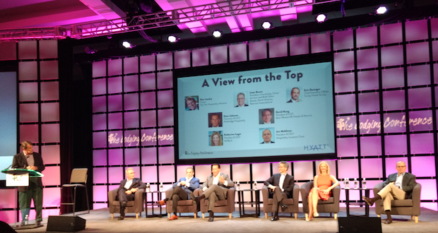 Hoteliers Express Optimism and Caution at The Lodging Conference