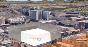Driftwood Breaks Ground on Canopy by Hilton in Tempe, Arizona