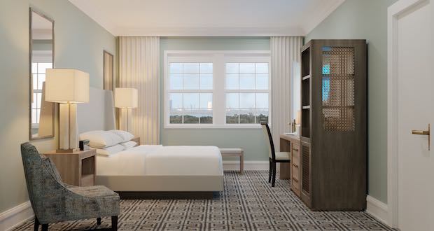 Historic Seaview Dolce Hotel Undergoes $17 Million Renovation