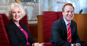 Checking In With Choice's Janis Cannon and David Pepper