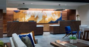 Four Tips for Choosing Artwork for Hotel Spaces