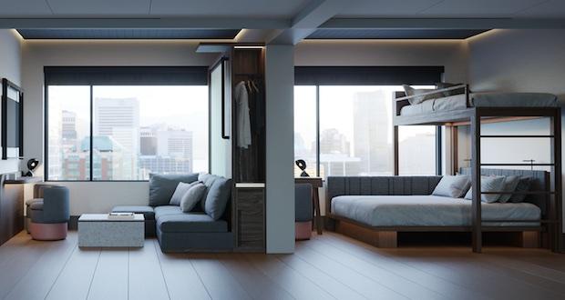 Hilton Creates a Hostel-Inspired Lifestyle Brand: Motto