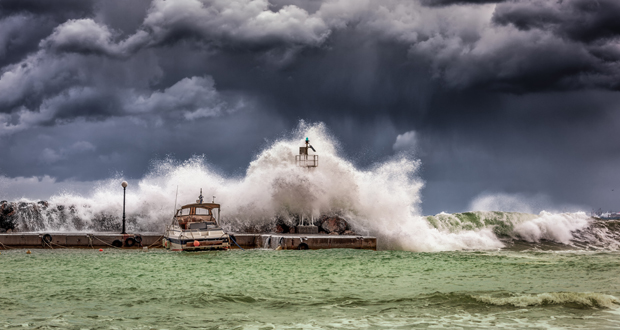 Eye on the Storm: Proactively Protecting Property and People