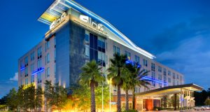 Aloft Jacksonville Airport Begins Renovations
