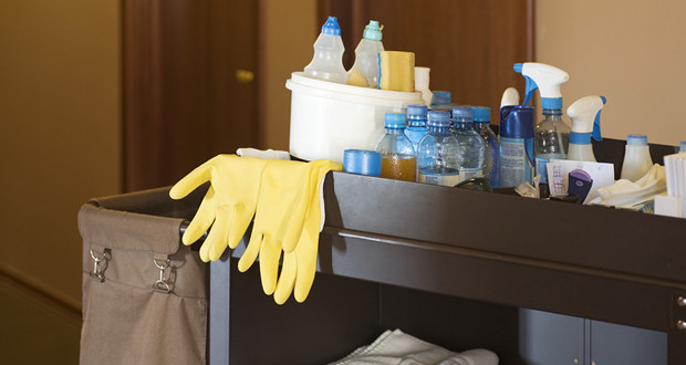 Color coded cleaning preventing cross contamination - What do hotels use to clean bathrooms ...