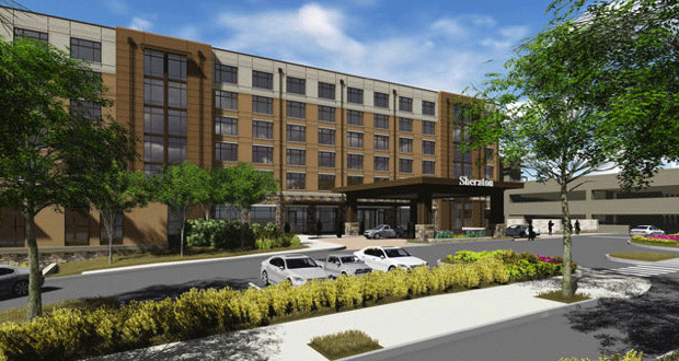 Georgetown Texas Sheraton Hotels Resorts Has Announced The Opening Of Hotel Conference Center A 222 Room Located