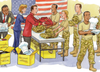 Veterans in hospitality