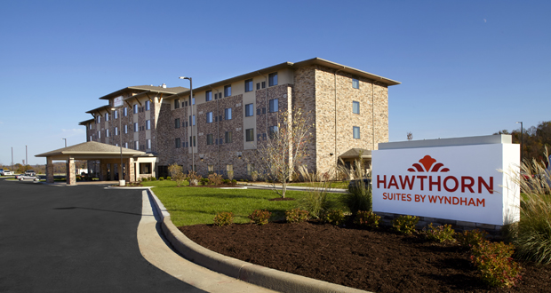 Hawthorn Suites by Wyndham Bridgeport_Bridgeport WV