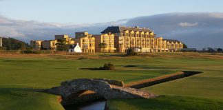 Old Course Scotland