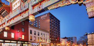 Pod DC Micro-Hotel