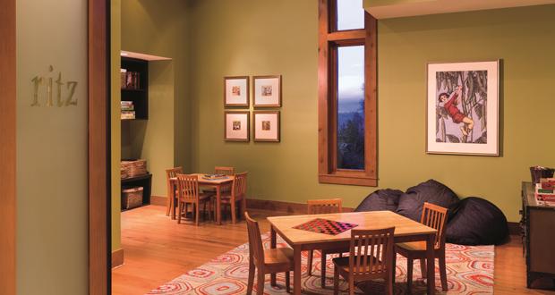 Ritz Kids Room Lake Tahoe
