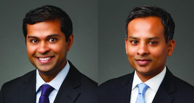 Sheenal Patel and Vamsi Bonthala - Arbor Lodging