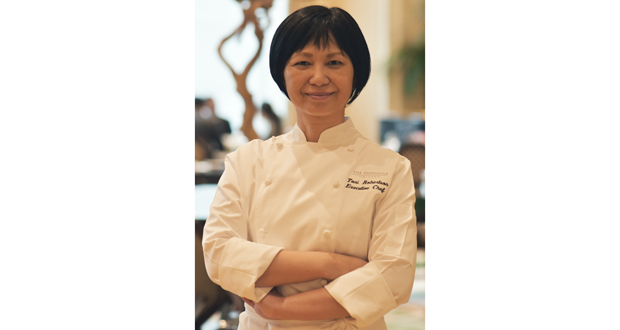 Executive Chef Toni Robertson, The Peninsula Chicago