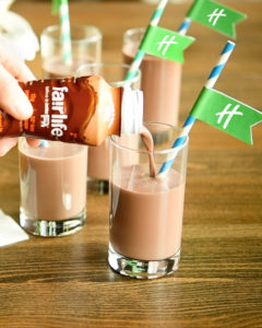 Holiday Inn Chocolate Milk Happy Hour