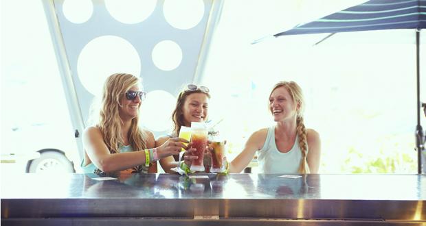 HVMG's Plunge Beach Hotel bar