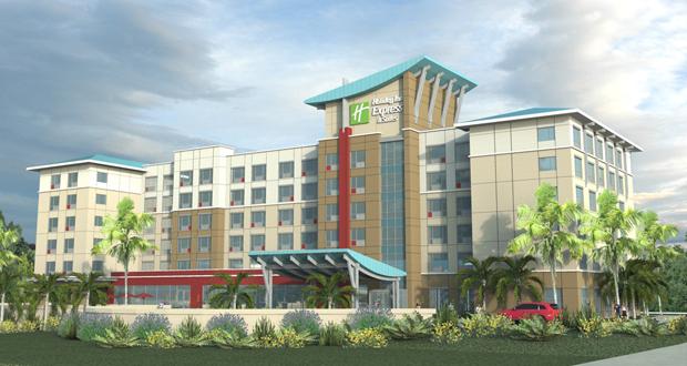 LBA Hospitality Orlando Holiday Inn Express