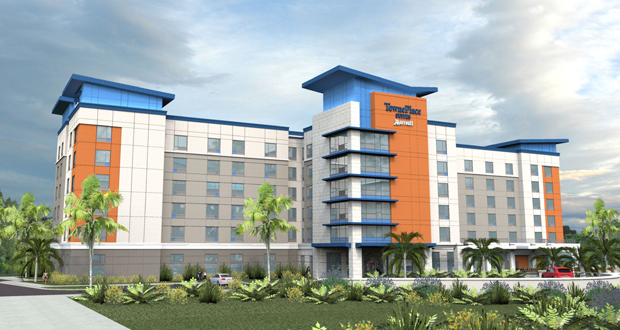 LBA Hospitality Orlando TownPlace Suites Marriott
