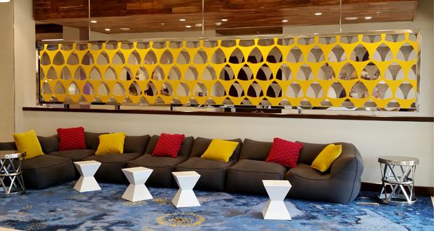 Marriott SpringHill Fort Worth Acoustic Design