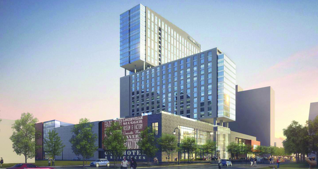 Omni Louisville Hotel - ALHI