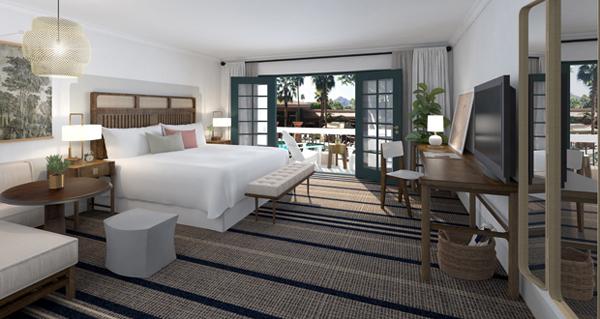 The Scott Resort & Spa Guestroom