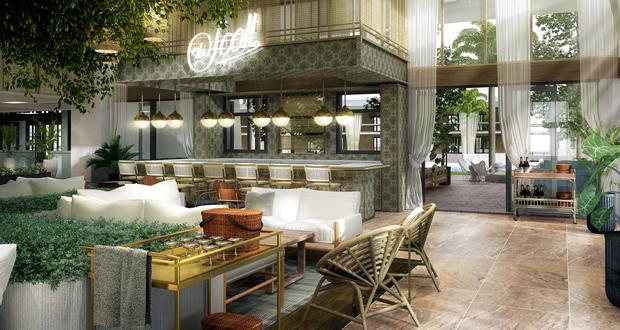 The Scott Resort & Spa Lobby