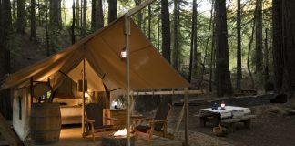 Ventana Big Sur, Alila Hotels—Glamping