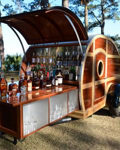 Montage Palmetto Bluff Bar Cart - Food Truck Program