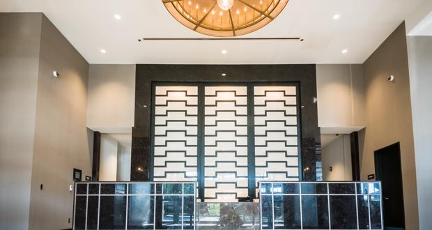 Omaha Marriott lobby