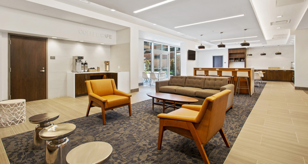 Alder Hotel - Lobby Sitting Lounge