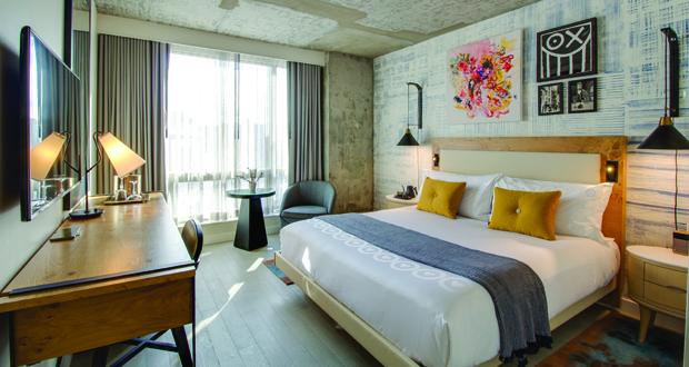 Hotel 50 Bowery Guestroom