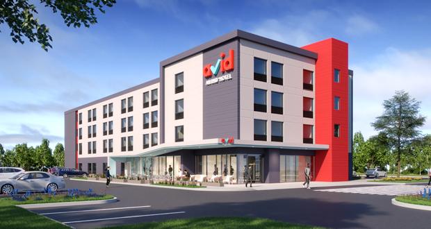 IHG's avid hotels