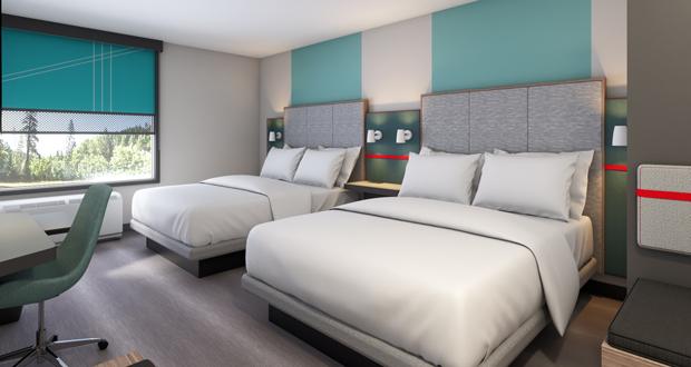 avid hotels guestroom