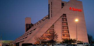 Marriott Downtown Knoxville, Tennessee