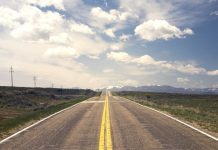Road trips - roadside