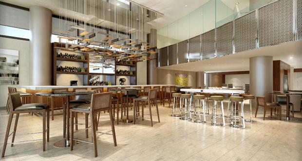 Dual-brand - AC Hotel Downtown Dallas-lounge bar