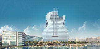 Seminole Hard Rock Hotel Guitar Tower