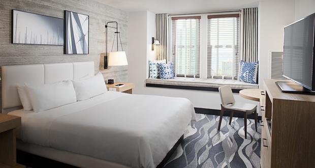 Hotel Republic Guestroom