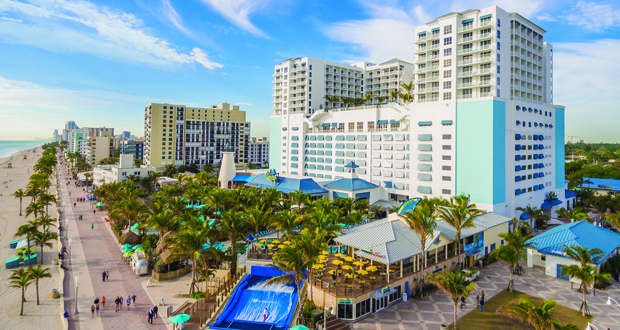 Margaritaville Hollywood Beach