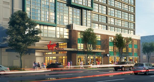 Washington Dc Hotels >> Virgin Hotels To Open Washington D C Property In 2019