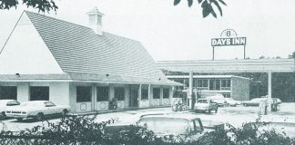 Days Inn - Forsyth, GA - Brand's 1st Interstate Motel