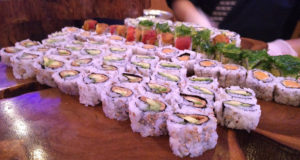 HOTEL KITCHEN-SOFITEL NY - food waste