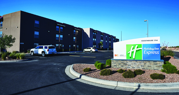 Holiday Inn Express at Fort Bliss Texas