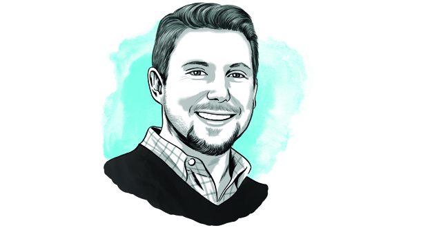 Ryan Rivett, CEO of My Place Hotels