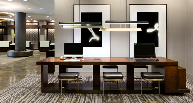 DoubleTree by Hilton Dallas_Business-Center