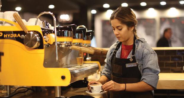 Hotel RL - coffee