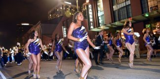Cambria Hotels - Warren Easton High School Band